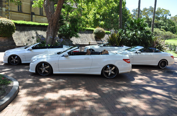 Platinum Wedding Cars Sydney